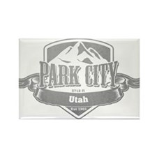 Park City Utah Ski Resort 5 Magnets