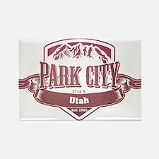 Park City Utah Ski Resort 2 Magnets