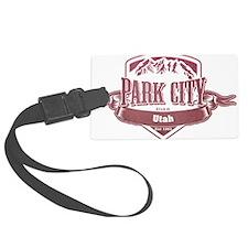 Park City Utah Ski Resort 2 Luggage Tag