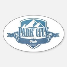 Park City Utah Ski Resort 1 Decal