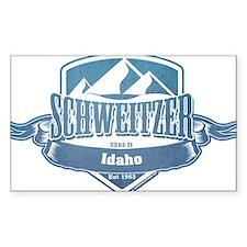 Schweitzer Idaho Ski Resort 1 Decal