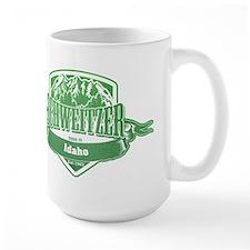 Schweitzer Idaho Ski Resort 3 Mugs