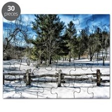 Winter in North Carolina Puzzle