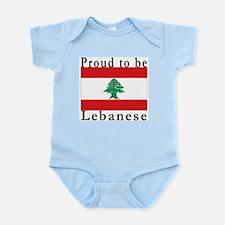 Lebanon Infant Bodysuit