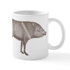 Peccary Pig - Javelina Mugs
