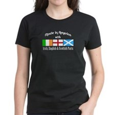 Irish-English-Scottish Tee