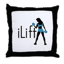 iLift Throw Pillow