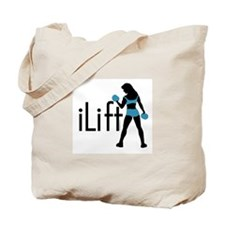 iLift Tote Bag