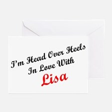 In Love with Lisa Greeting Cards (Pk of 10)