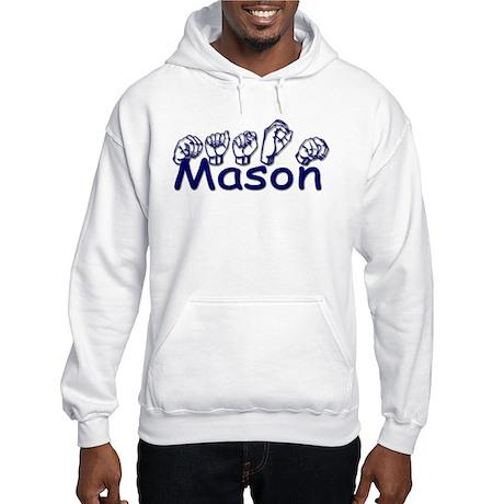 Mason Hooded Sweatshirt