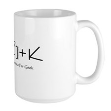 Geek Formula Large Mug