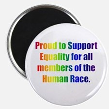 Proud to Support Equality Magnets