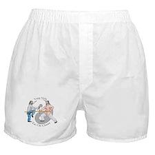Yang Tai Chi Boxer Shorts