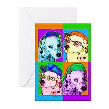 Dalmatian Cards (Pk of 10)
