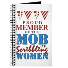 Mob of Scribbling Women (Canadian Edition) Journal