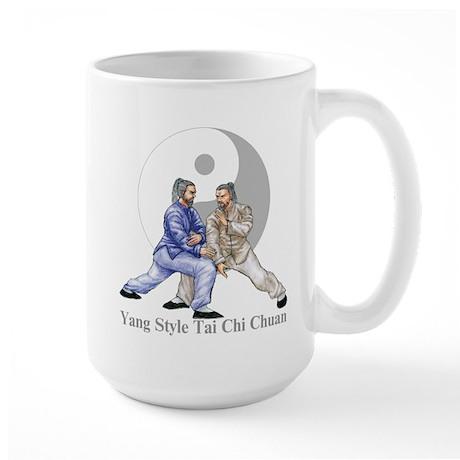 Yang Tai Chi Large Mug