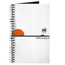 Cute Thailand beach Journal