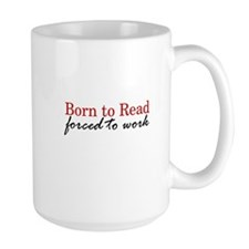 Born to Read Mugs