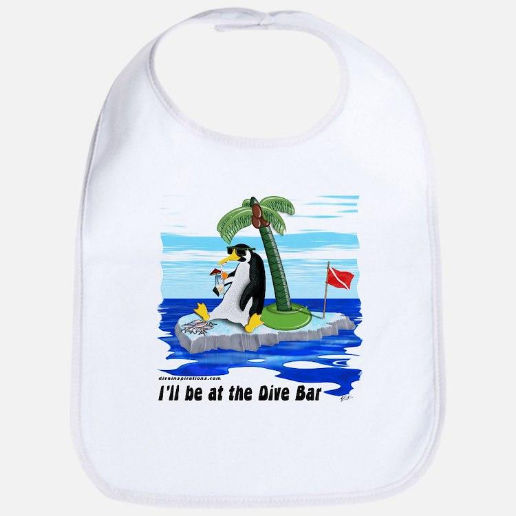 Penguin Dive Bar Bib