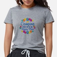 Camping Happy Place T-Shirt