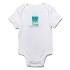 Cool Playa del carmen Infant Bodysuit