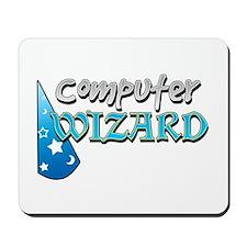 Computer Wizard Mousepad