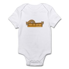 Playa del carmen Infant Bodysuit