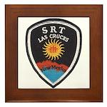 Las Cruces SRT Framed Tile