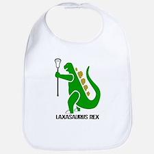 Lacrosse Laxasaurus Rex Bib