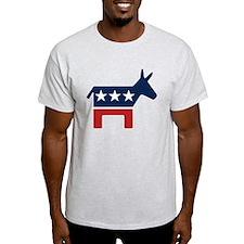 Donkey - Democrat T-Shirt