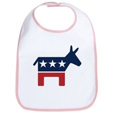 Donkey - Democrat Bib