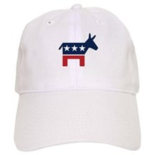 Donkey - Democrat Baseball Cap