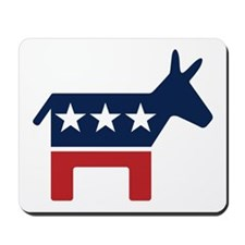 Donkey - Democrat Mousepad