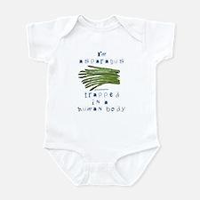 I'm Asparagus Infant Bodysuit