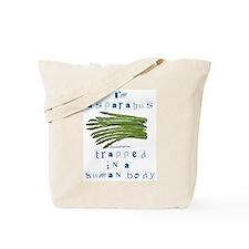 I'm Asparagus Tote Bag