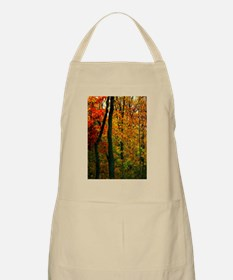 Autumn Trees Apron