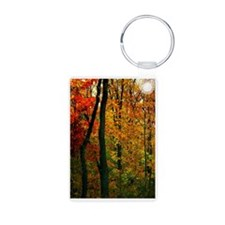 Autumn Trees Keychains