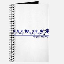 Unique Vintage hawaiian Journal