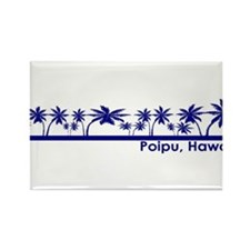 Cute Hawaii vintage Rectangle Magnet (10 pack)