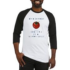 I'm a Tomato Baseball Jersey