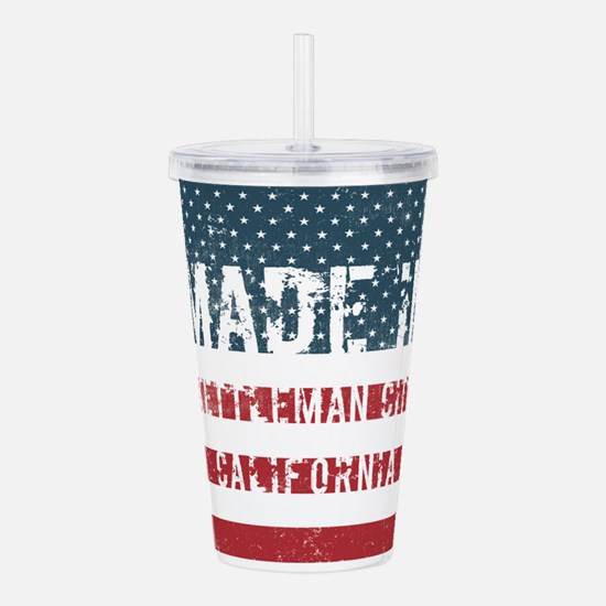 Made in Kettleman City Acrylic Double-wall Tumbler