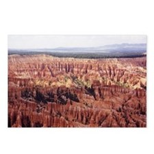 Bryce National Park Postcards (Package of 8)