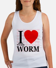 The Worm Women's Tank Top