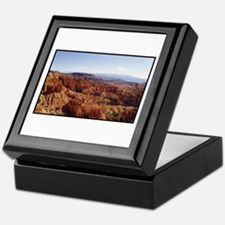 Bryce National Park Keepsake Box