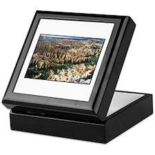 Bryce National Park Keepsake Box
