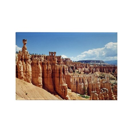 Bryce National Park Rectangle Magnet (10 pack)