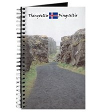 Edge of Thingvellir Journal