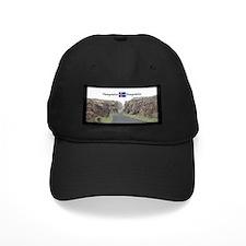 Edge of Thingvellir Baseball Hat