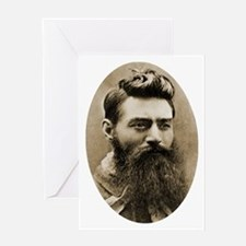 Ned Kelly Greeting Cards