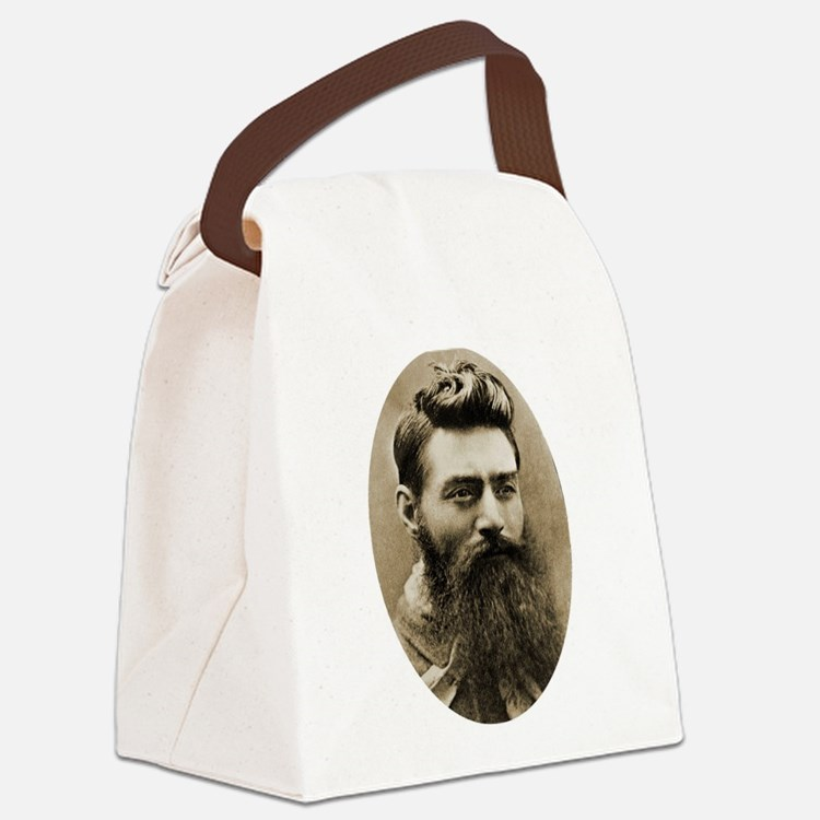 Ned Kelly Canvas Lunch Bag